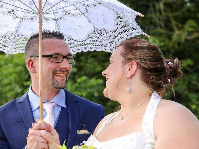 Le mariage de Julien et Sabrina à Kerfourn, Morbihan 8