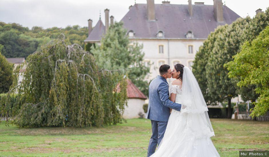 Le mariage de Mickaël et Nina à Vandeléville, Meurthe-et-Moselle