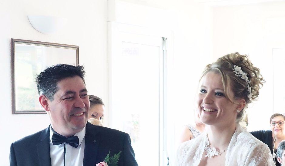 Le mariage de Vanessa et Christophe à Florémont, Vosges