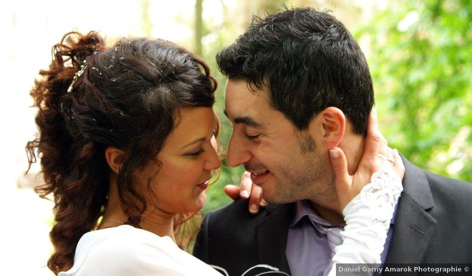 Le mariage de Salvatore et Eve à Metz, Moselle