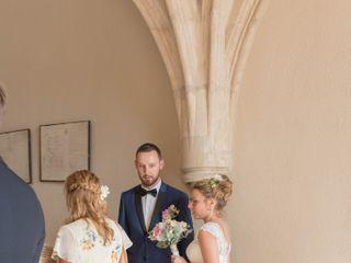 Le mariage de Coralie et Alexandre 1
