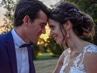 Le mariage de Sophie et Robin