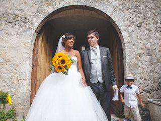 Le mariage de Alysha et Pierre