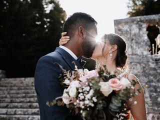 Le mariage de Claire et Shay