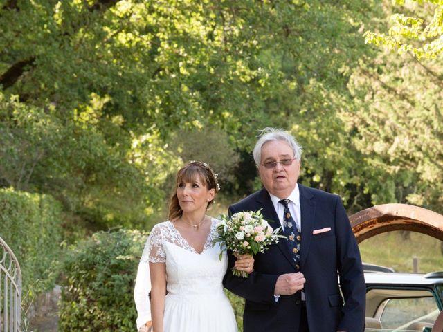 Le mariage de Cédric et Sandrine à Saint-Maximin-la-Sainte-Baume, Var 18