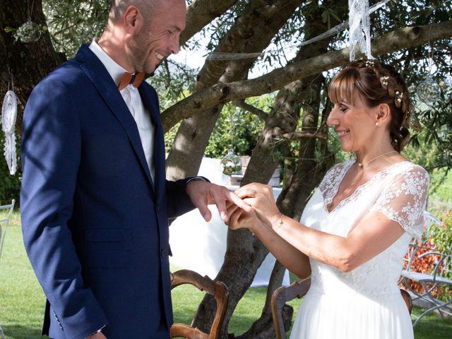Le mariage de Cédric et Sandrine à Saint-Maximin-la-Sainte-Baume, Var 23