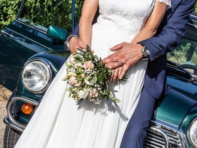 Le mariage de Cédric et Sandrine à Saint-Maximin-la-Sainte-Baume, Var 29
