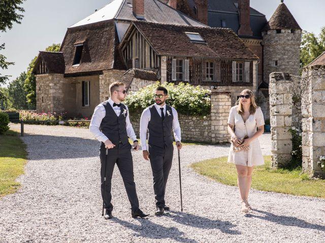 Le mariage de Melvin et Laura à Hermes, Oise 6