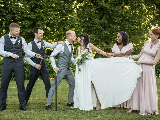 Le mariage de Melvin et Laura à Hermes, Oise 13