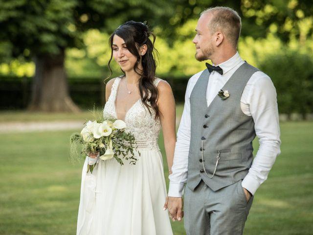 Le mariage de Melvin et Laura à Hermes, Oise 22