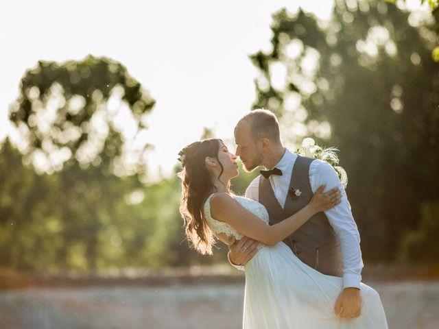 Le mariage de Laura et Melvin