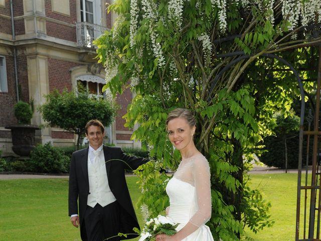 Le mariage de Arnauld et Marie-Valérie à Yvetot, Seine-Maritime 8