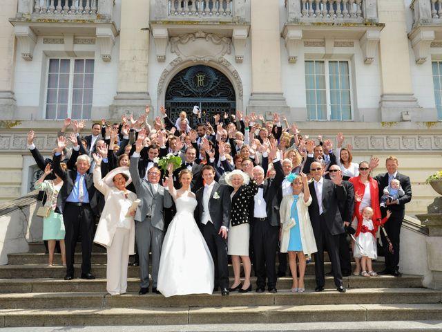 Le mariage de Arnauld et Marie-Valérie à Yvetot, Seine-Maritime 20