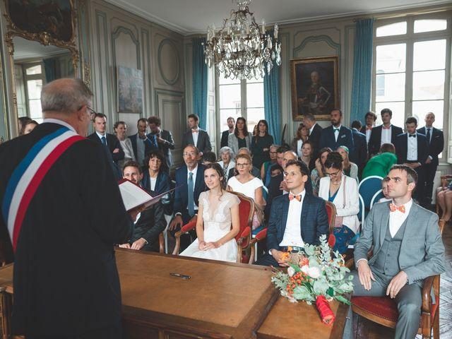 Le mariage de Benoit et Anne-Sophie à Mortagne-au-Perche, Orne 10