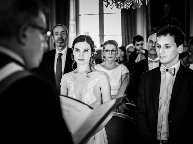 Le mariage de Benoit et Anne-Sophie à Mortagne-au-Perche, Orne 11