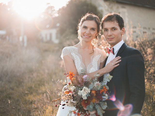 Le mariage de Anne-Sophie et Benoit