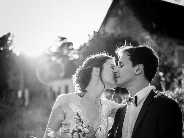 Le mariage de Benoit et Anne-Sophie à Mortagne-au-Perche, Orne 17