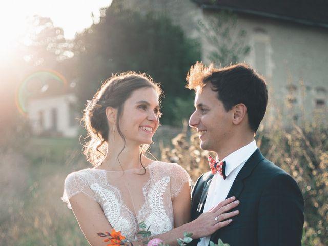 Le mariage de Benoit et Anne-Sophie à Mortagne-au-Perche, Orne 2