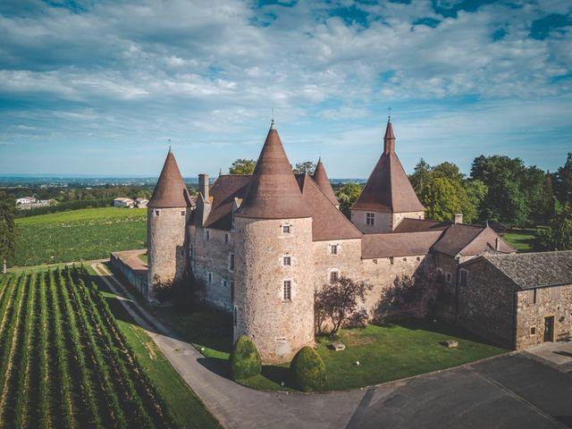 Le mariage de Alejandro et Katel à Corcelles-en-Beaujolais, Rhône 15