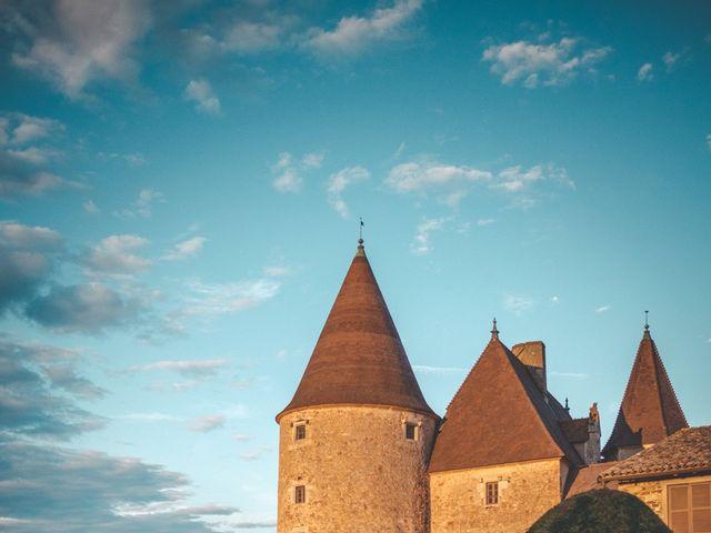 Le mariage de Alejandro et Katel à Corcelles-en-Beaujolais, Rhône 24