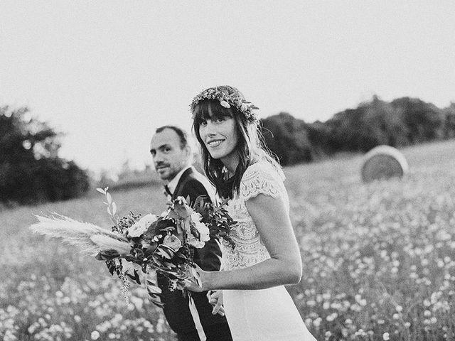 Le mariage de Gilles et Ancha à Buzet-sur-Baïse, Lot-et-Garonne 1