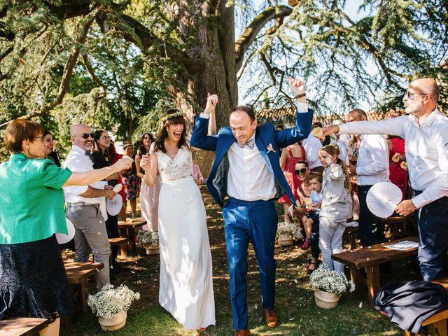 Le mariage de Ancha et Gilles