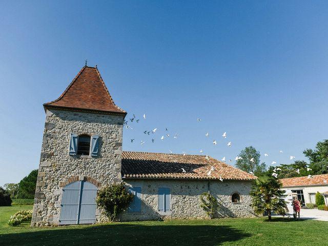 Le mariage de Gilles et Ancha à Buzet-sur-Baïse, Lot-et-Garonne 3