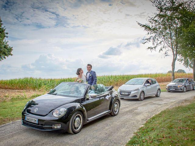 Le mariage de Robin et Sophie à Saint-Briac-sur-Mer, Ille et Vilaine 11