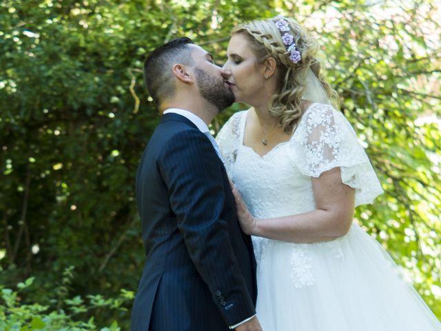 Le mariage de Vincent et Maéva à Anjou, Isère 6