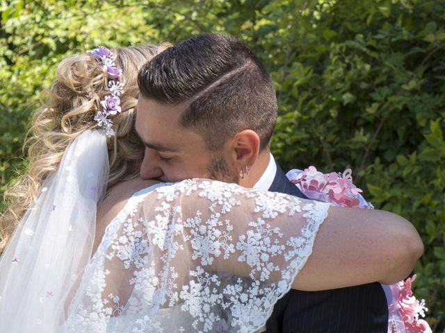 Le mariage de Maéva et Vincent