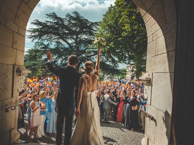 Le mariage de Alejandro et Katel à Corcelles-en-Beaujolais, Rhône 12