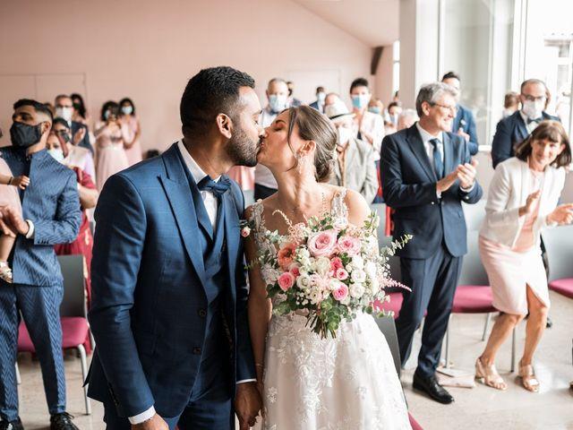 Le mariage de Shay et Claire à Fontcouverte, Charente Maritime 19