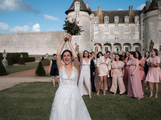 Le mariage de Shay et Claire à Fontcouverte, Charente Maritime 29