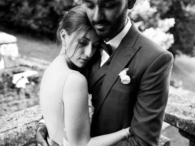 Le mariage de Shay et Claire à Fontcouverte, Charente Maritime 32