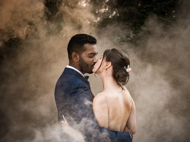 Le mariage de Shay et Claire à Fontcouverte, Charente Maritime 33