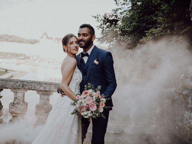 Le mariage de Shay et Claire à Fontcouverte, Charente Maritime 2