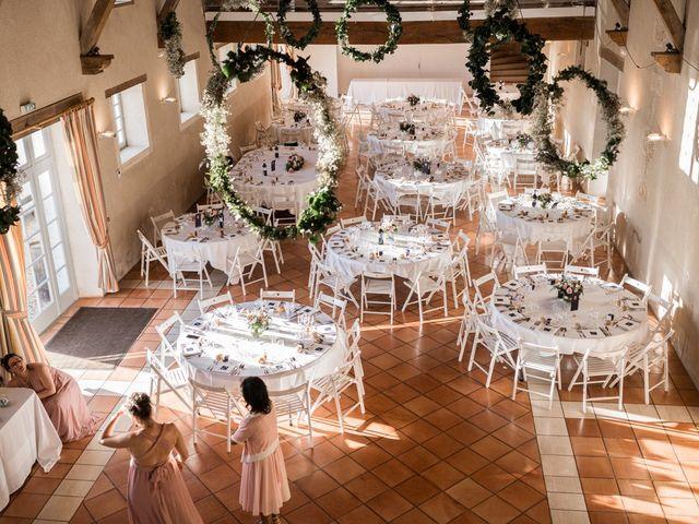 Le mariage de Shay et Claire à Fontcouverte, Charente Maritime 35