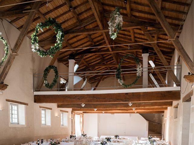 Le mariage de Shay et Claire à Fontcouverte, Charente Maritime 37