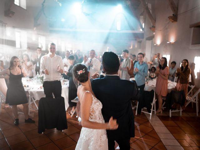 Le mariage de Shay et Claire à Fontcouverte, Charente Maritime 40