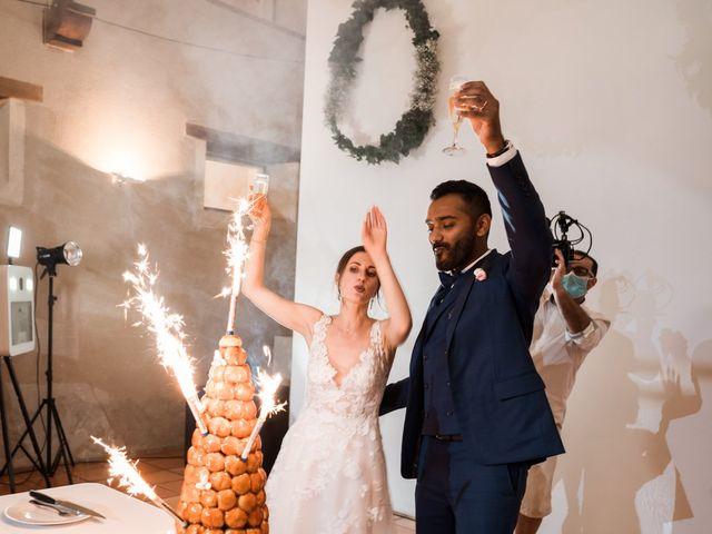 Le mariage de Shay et Claire à Fontcouverte, Charente Maritime 41
