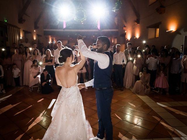 Le mariage de Shay et Claire à Fontcouverte, Charente Maritime 44