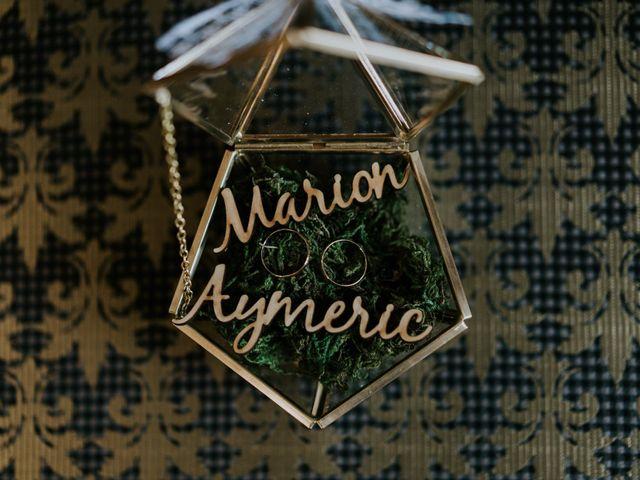 Le mariage de Aymeric et Marion à Limoges, Haute-Vienne 3