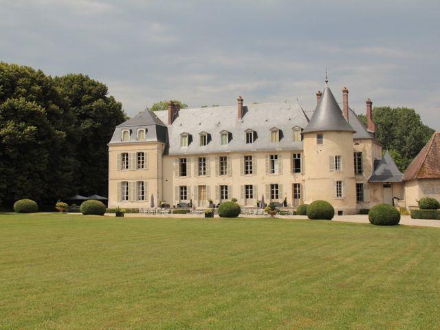 Le mariage de Thomas et Tsega à Gy-les-Nonains, Loiret 5