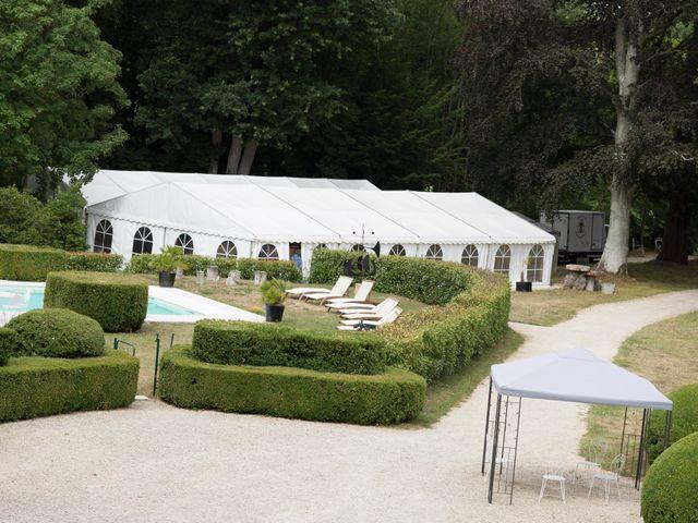 Le mariage de Thomas et Tsega à Gy-les-Nonains, Loiret 7