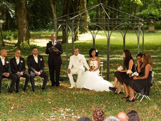 Le mariage de Tsega et Thomas