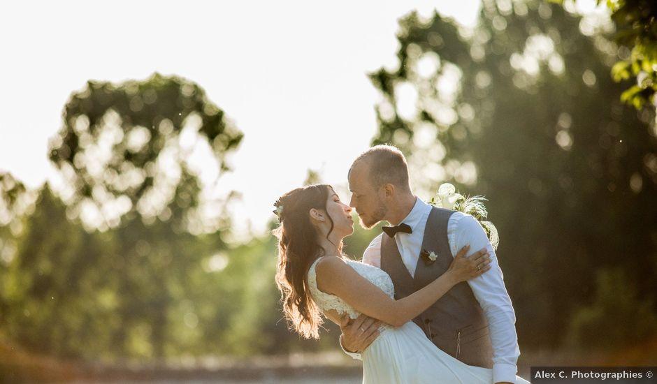 Le mariage de Melvin et Laura à Hermes, Oise