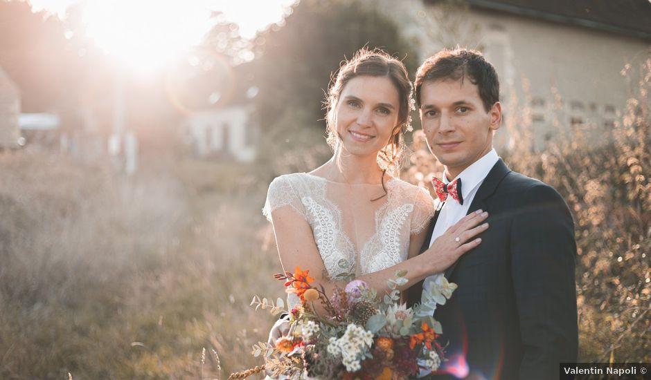 Le mariage de Benoit et Anne-Sophie à Mortagne-au-Perche, Orne