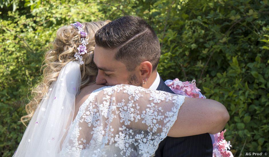 Le mariage de Vincent et Maéva à Anjou, Isère