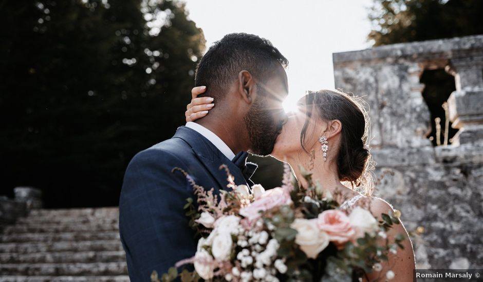 Le mariage de Shay et Claire à Fontcouverte, Charente Maritime
