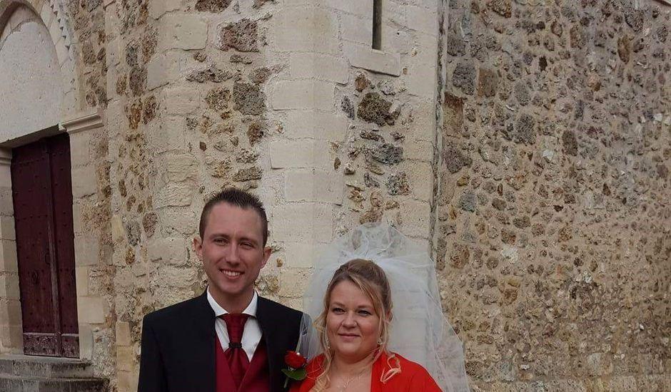 Le mariage de Mathieu et Sandra à Élancourt, Yvelines